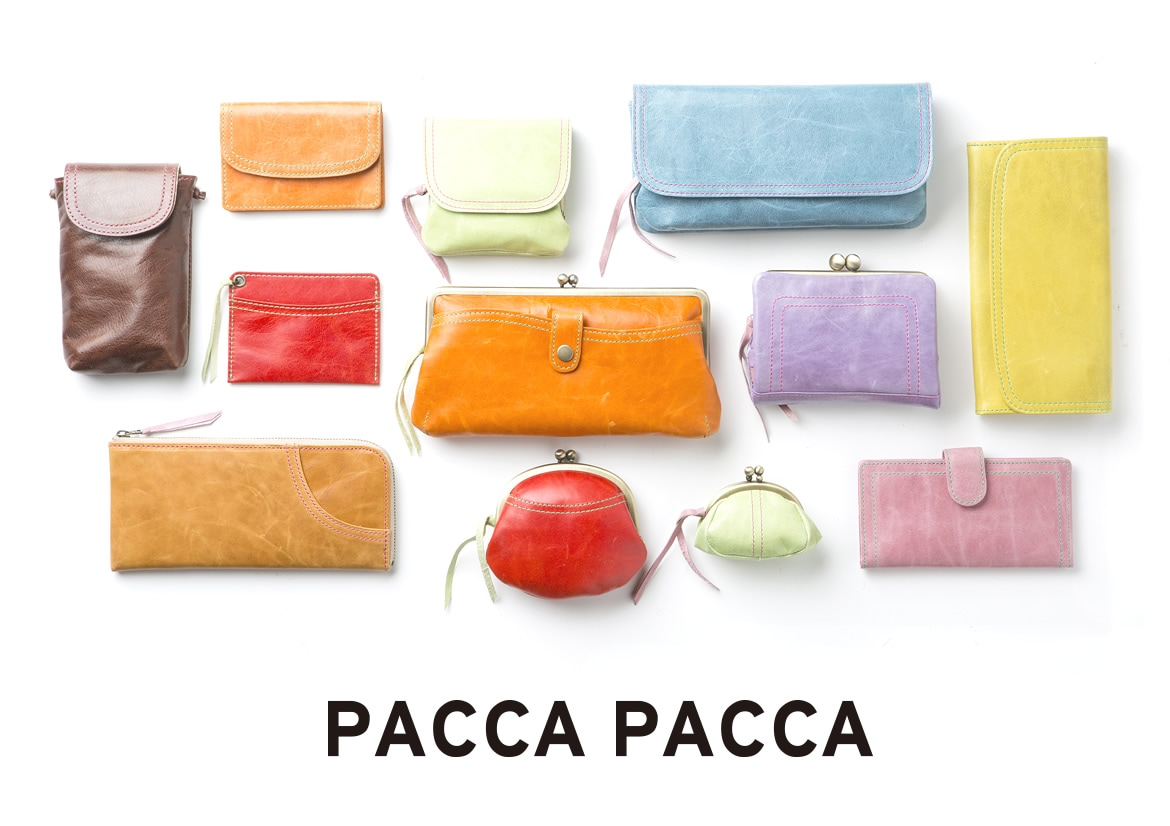 pacca pacca(パッカパッカ)