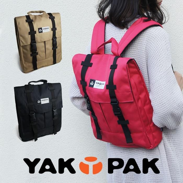 1accc7a52838 おしゃれなデザインにされた「ヤックパック」のスクエアバッグ【YAKPAK】 ...