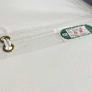 輸入 白 防炎シート 平板