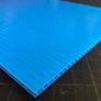 プラダン・プラベニヤ サイズ 2.5mm厚 青色・ブルー色