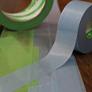 ニチバン 養生テープ253床養生マスキングテープ