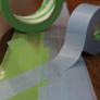 ニチバン 253 床養生用 マスキングテープ 1パック出荷