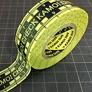 マスキングテープ「養生中」「目盛りテープ」