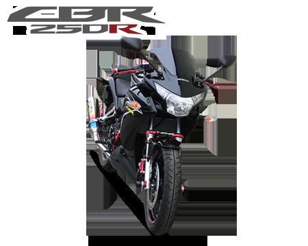 CBR250R('11.3~'14.3)