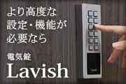 より高度なデジタルロック電気錠のLavishへの外部リンク