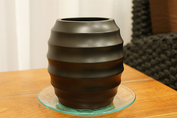 フラワーポット 木製 プランター 植木鉢