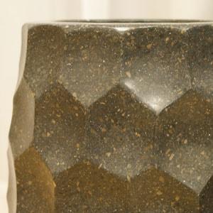 フラワーベース 鉢 おしゃれ 大型 大理石
