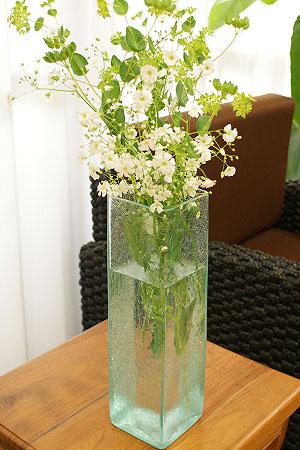 花瓶 おしゃれ 大きい ガラス