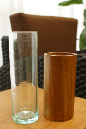 花瓶 フラワーベース ガラス