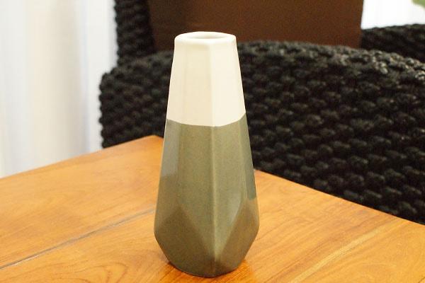 花瓶 陶器 フラワーベース 北欧