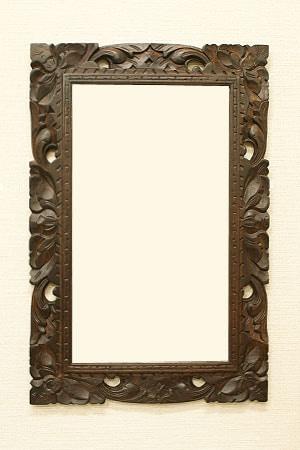 鏡 壁掛け ミラー アンティーク