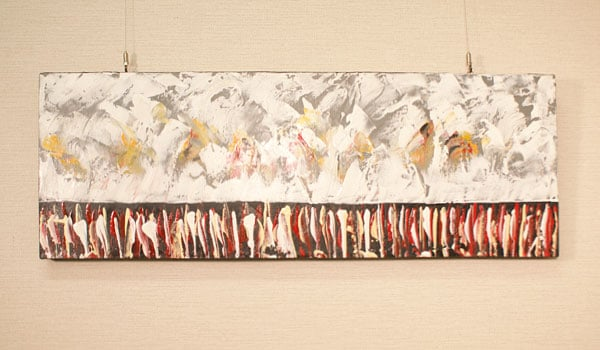 バリ 絵画 壁掛け アートパネル