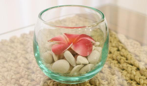 おしゃれ 化粧石 飾り石 アジアン