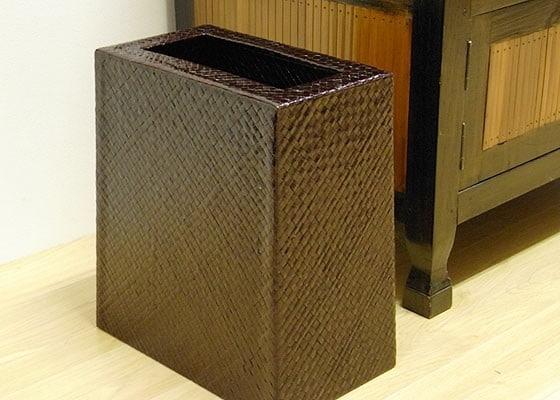 アジアン 雑貨 ゴミ箱