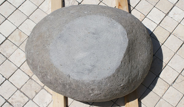 水盆 スイレン鉢 手水鉢