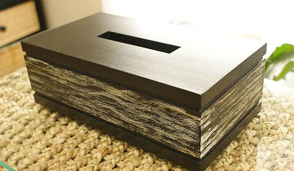 木製 ティッシュケース おしゃれ