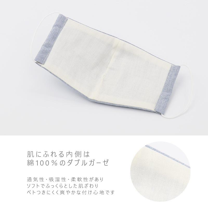 洗える立体マスク