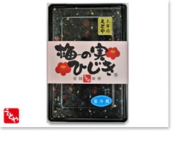 梅の実ひじき(シングルパック)