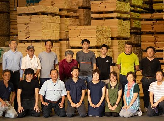 榛名木材工業株式会社
