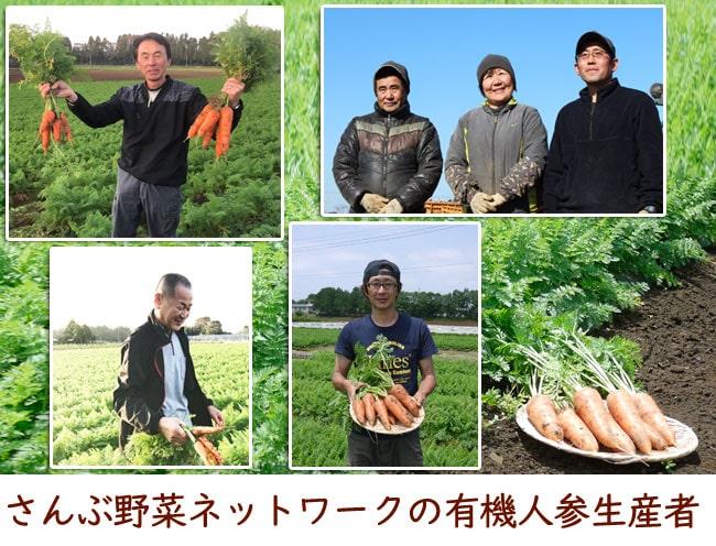 人参ジュース 千葉県産有機にんじん使用 りんご果汁入り スムージースタイル