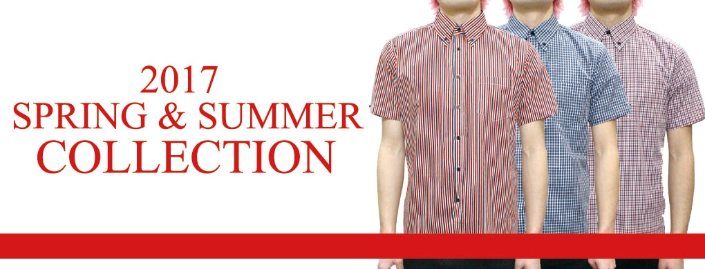 2017 SPRING SUMMER COLLECTION