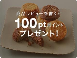 商品レビューを書くと 100 pt ポイント プレゼント!