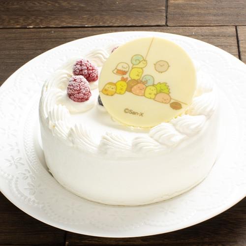 すみっコぐらしケーキ5号 みにっこ