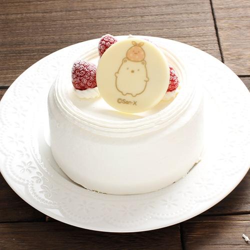 すみっコぐらしケーキ4号しろくま