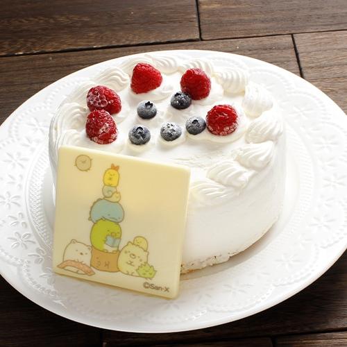 すみっコぐらしケーキ5号 つみあげ