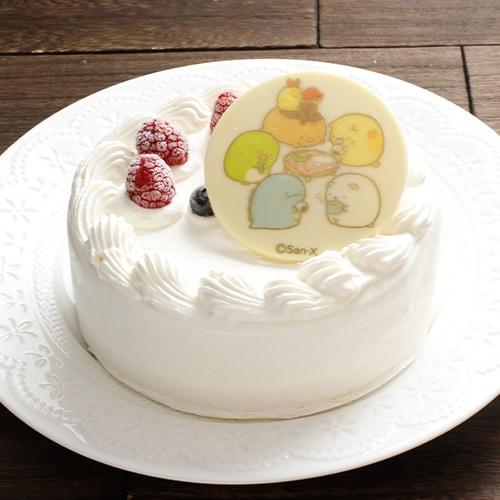 すみっコぐらしケーキ5号 ごはん