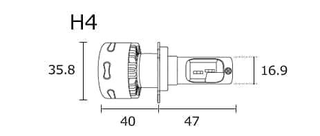 fcl.ヘッドライト寸法