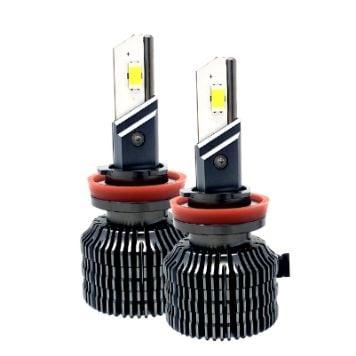 ファン付LEDヘッドライト/フォグランプ