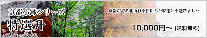 京都小鉢シリーズ 特選升