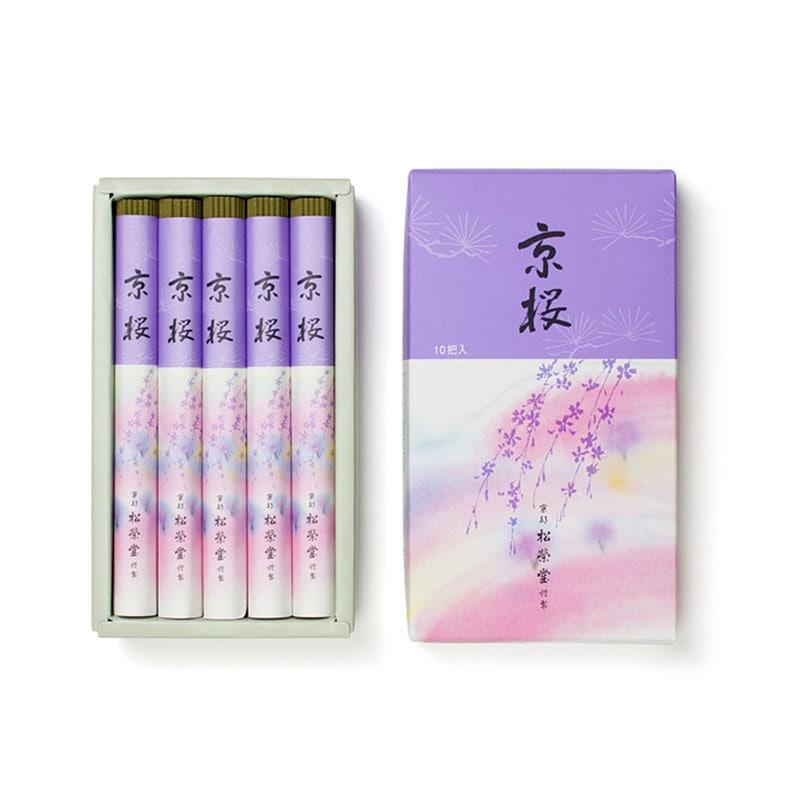京線香 京桜 短 10把詰