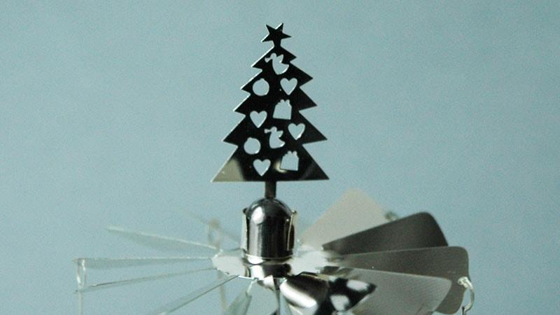 ロータリーキャンドルホルダー・クリスマスノエル,北欧雑貨,北欧インテリア,北欧ギフト