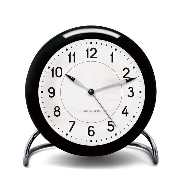 アルネヤコブセン,置き時計,システーション
