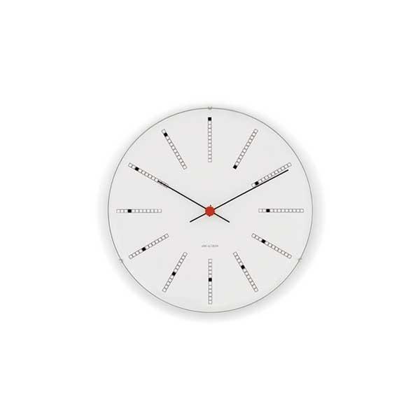 アルネヤコブセン,掛け時計12cm,バンカーズ