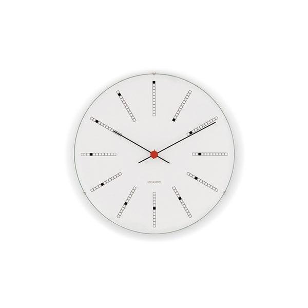 アルネヤコブセン,掛け時計,バンカーズ16cm
