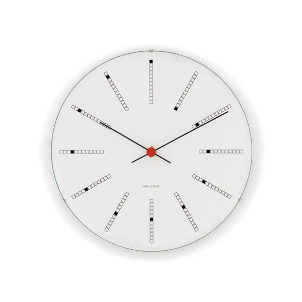 アルネヤコブセン,掛け時計,バンカーズ29cm