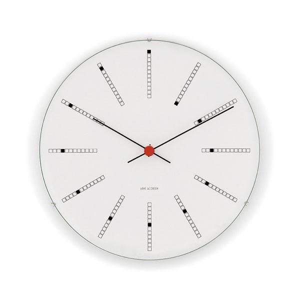 アルネヤコブセン,掛け時計,バンカーズ48cm