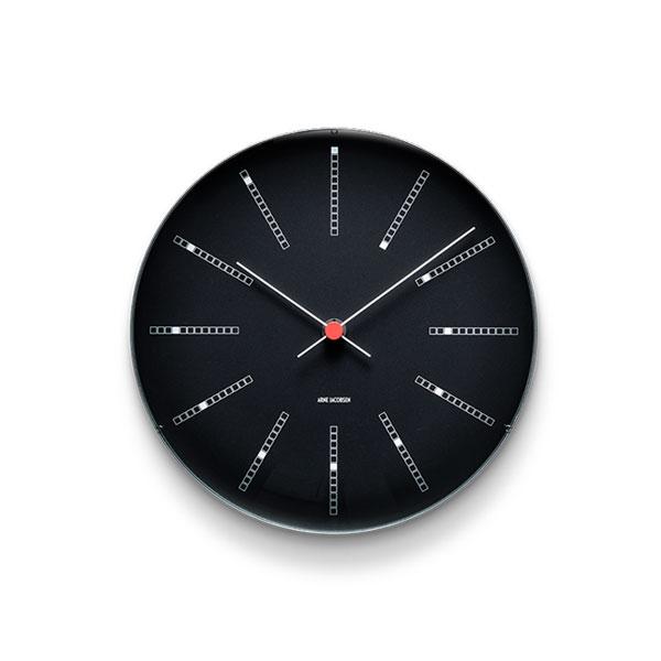 アルネヤコブセン,掛け時計,バンカーズ21cm