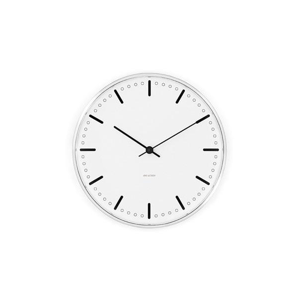 アルネヤコブセン,掛け時計,シティーホール16cm