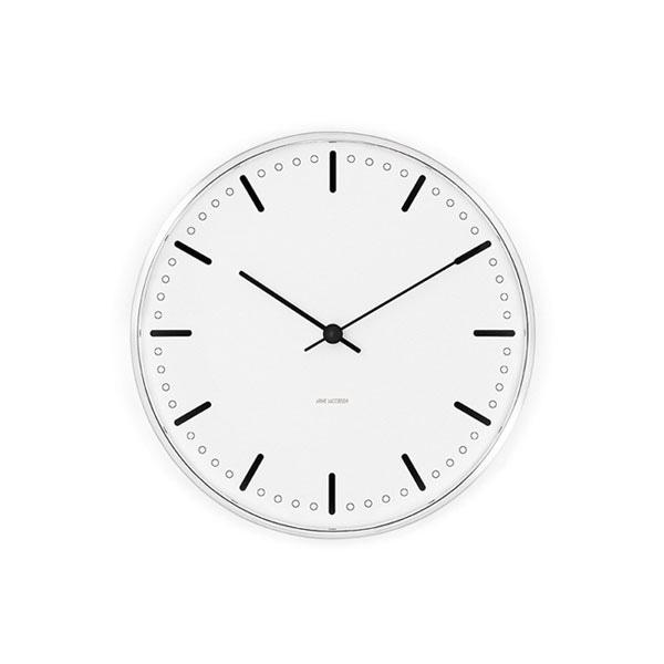 アルネヤコブセン,掛け時計,シティーホール21cm