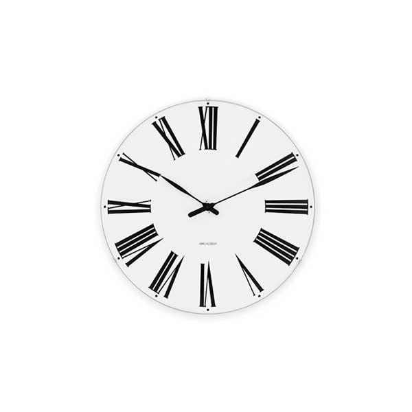 アルネヤコブセン,掛け時計,ローマン16cm