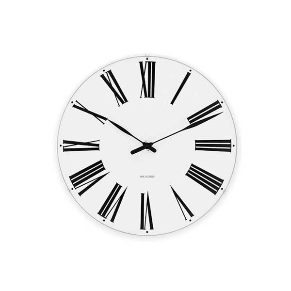 アルネヤコブセン,掛け時計,ローマン21cm