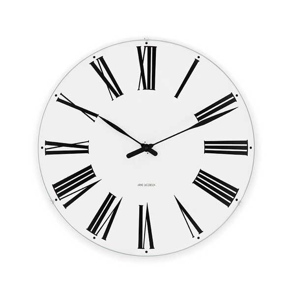 アルネヤコブセン,掛け時計,ローマン29cm
