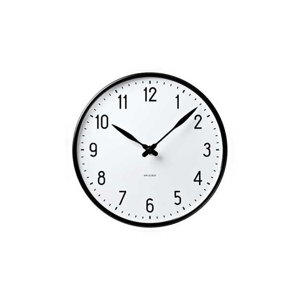 アルネヤコブセン,掛け時計,ステーション16cm