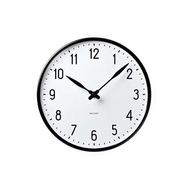 アルネヤコブセン,掛け時計,ステーション21cm
