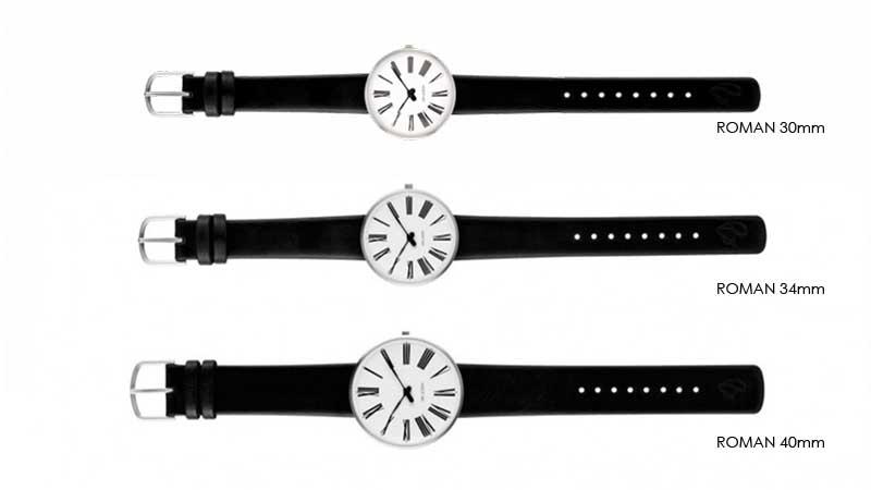 アルネヤコブセン・ローマン,腕時計,北欧雑貨,北欧インテリア北欧ギフト