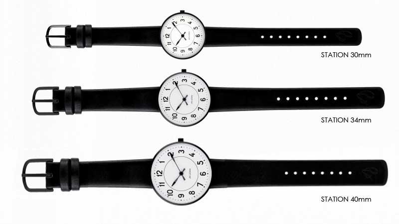 アルネヤコブセン,ステーション,腕時計,ローゼンダール社 コペンハーゲン,北欧雑貨,北欧インテリア北欧ギフト